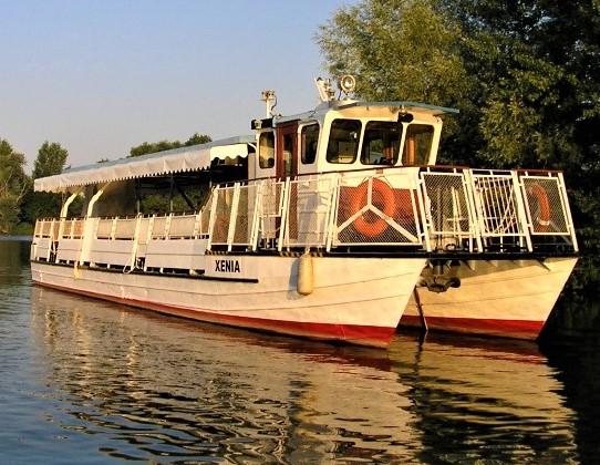 loď Xénia